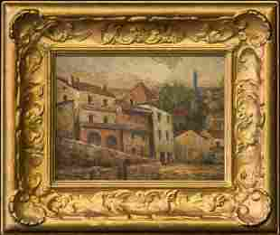 Theodore Robinson (1852 - 1896) New York, Vermont /