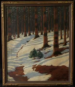 Frank (Franz) Hans Johnston (1888-1949), Canadian