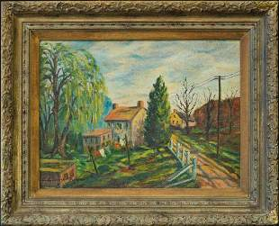 Claude Curry Bohm (1894 - 1971) Indiana, Tennessee