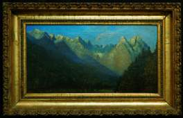 Albert Bierstadt (New York, California, Massachusetts,