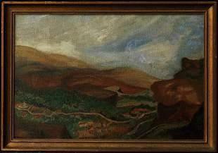 Andrew Dasburg (New York, New Mexico / France 1887 -