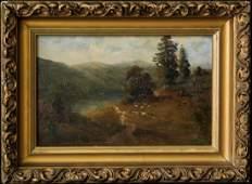 Edward Mitchell Bannister (Massachusetts, Rhode Island,