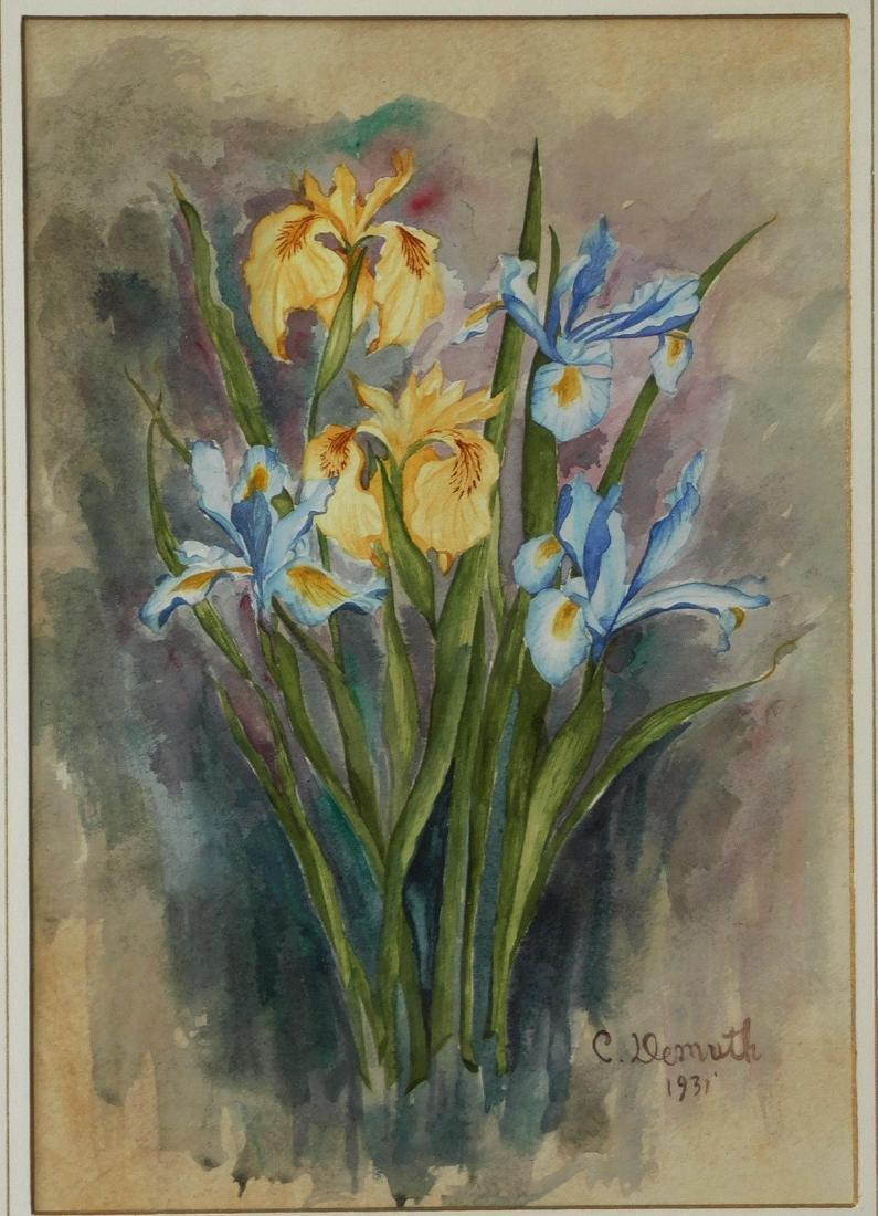Charles Henry Demuth ( Pennsylvania, New York 1883 - - 2