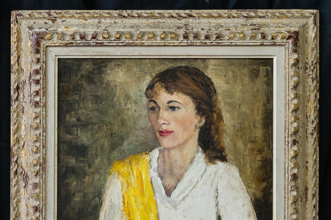 Sha Qi Sadji (1914 - 2005) China, Belgium Listed Artist - 3