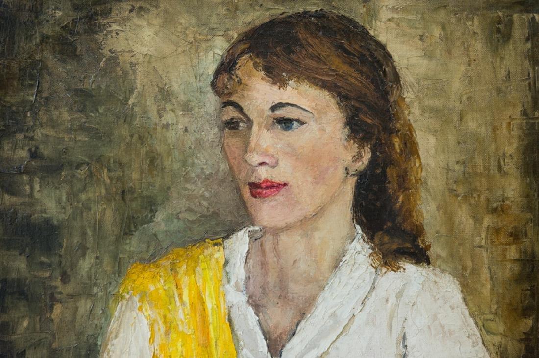 Sha Qi Sadji (1914 - 2005) China, Belgium Listed Artist - 5