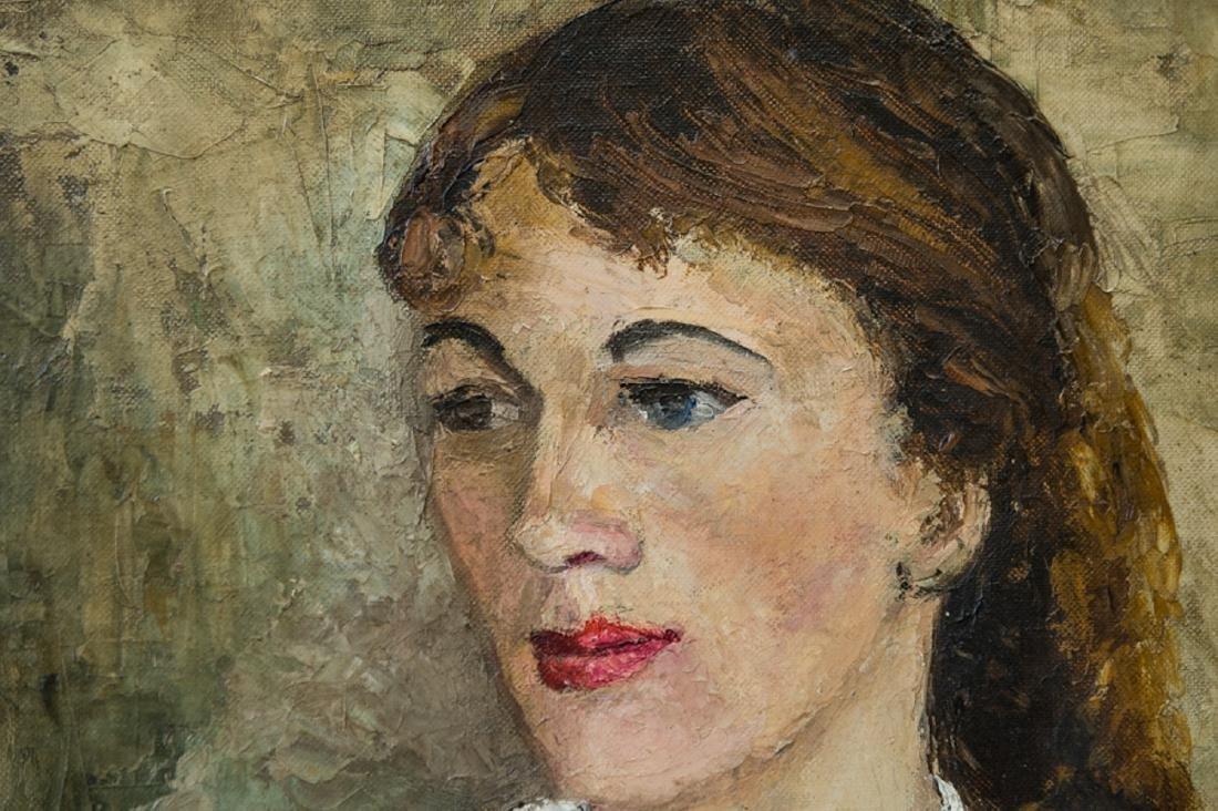 Sha Qi Sadji (1914 - 2005) China, Belgium Listed Artist - 7