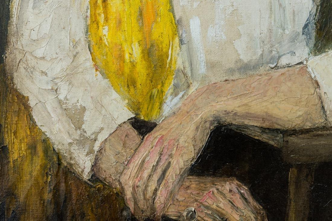 Sha Qi Sadji (1914 - 2005) China, Belgium Listed Artist - 8