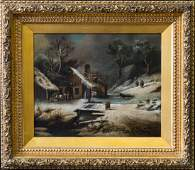 Cornelius David Krieghoff (1815 - 1872) Quebec,