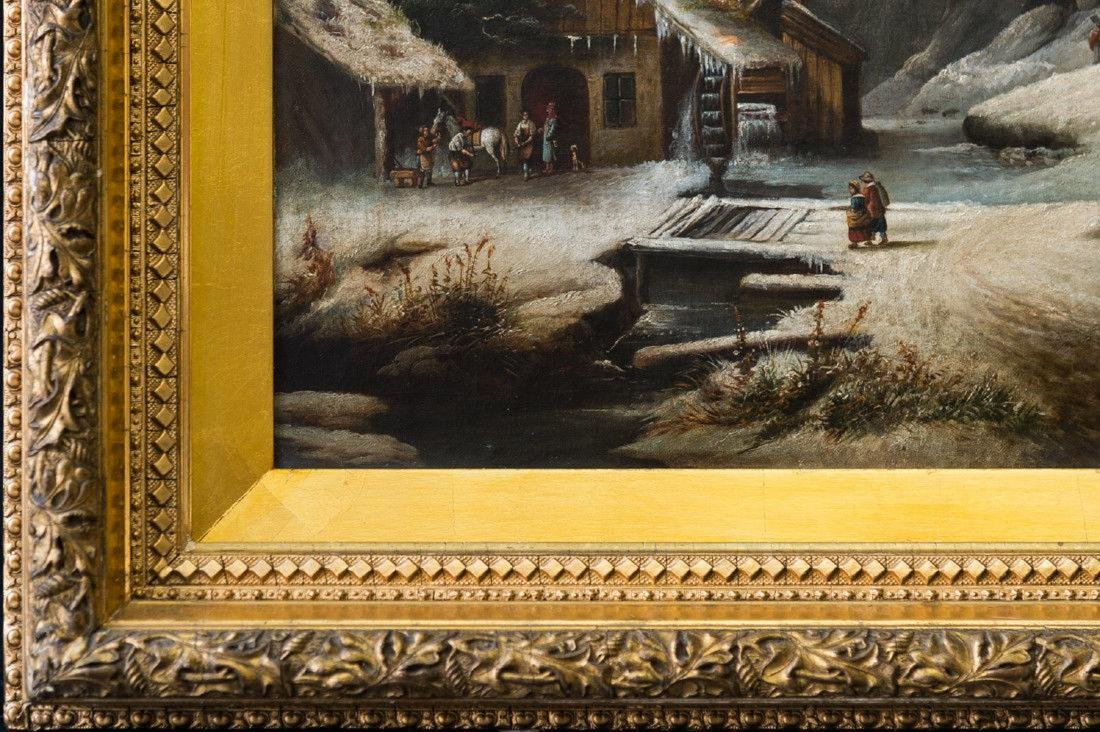 Cornelius David Krieghoff (1815 - 1872) Quebec, - 3