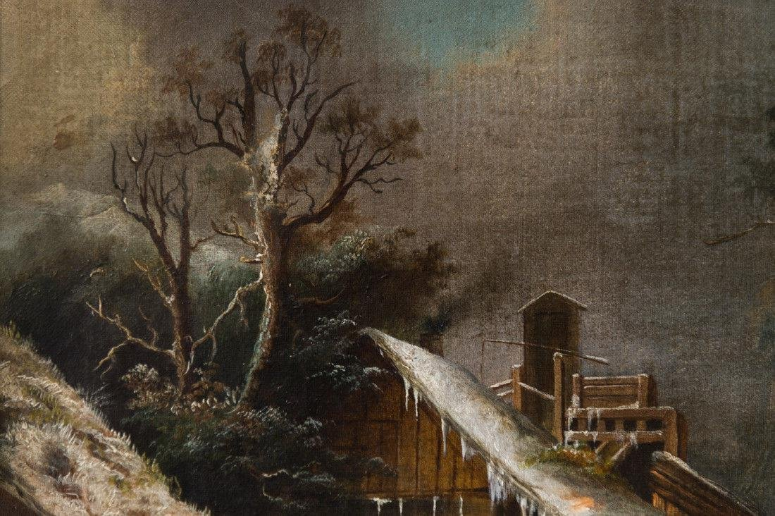 Cornelius David Krieghoff (1815 - 1872) Quebec, - 6