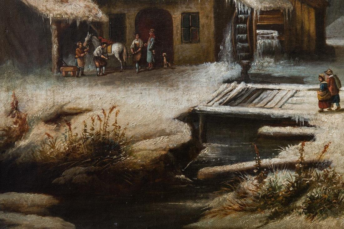 Cornelius David Krieghoff (1815 - 1872) Quebec, - 8