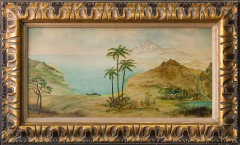 Manfong Lee (1913 - 1988) China/Indonesia Listed Artist
