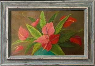 Henrietta Mary Shore (1880-1963) California, NY, Canada