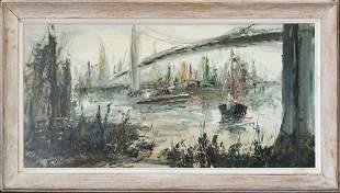 Charles Alston (1907 - 1977) New York, North Carolina