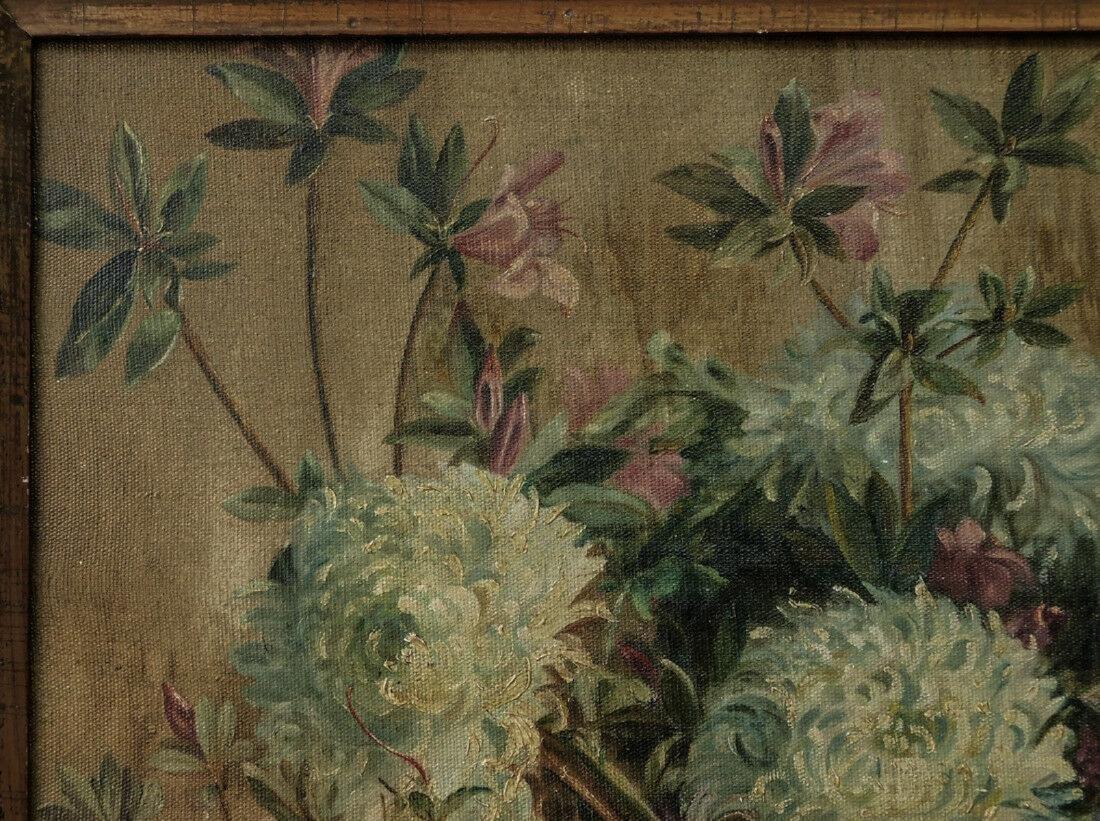 Marie Molinary ( Louisiana 1866 - 1948) | Oil / Canvas, - 3