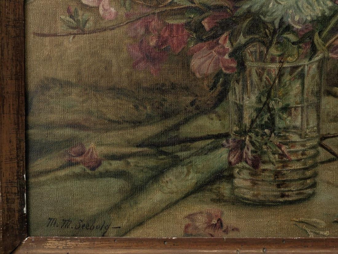 Marie Molinary ( Louisiana 1866 - 1948) | Oil / Canvas, - 4