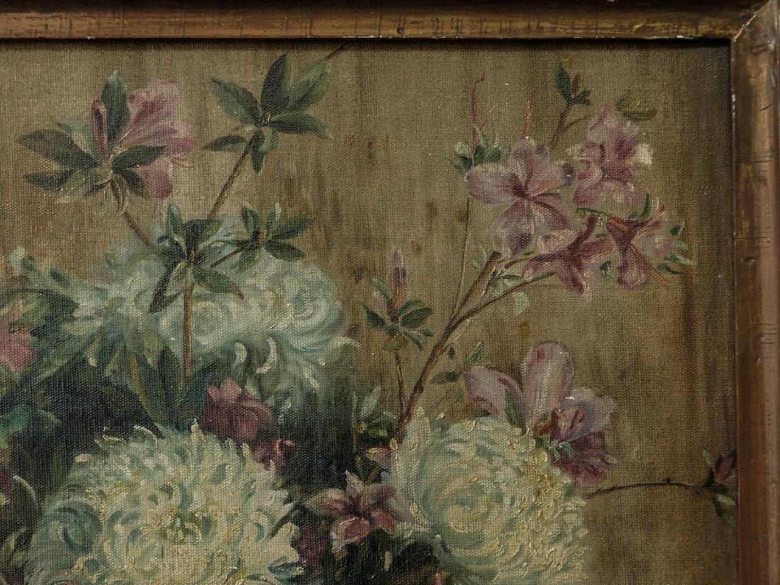 Marie Molinary ( Louisiana 1866 - 1948) | Oil / Canvas, - 5