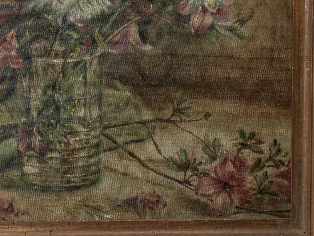 Marie Molinary ( Louisiana 1866 - 1948) | Oil / Canvas, - 6