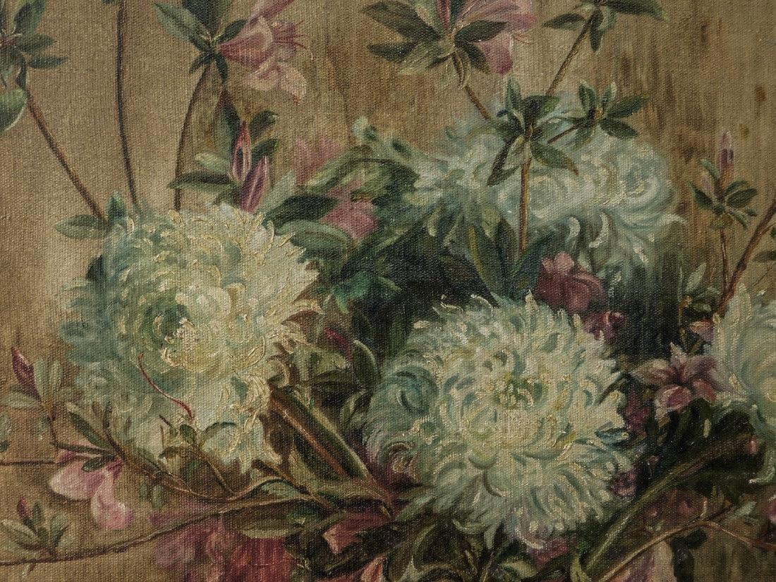 Marie Molinary ( Louisiana 1866 - 1948) | Oil / Canvas, - 7