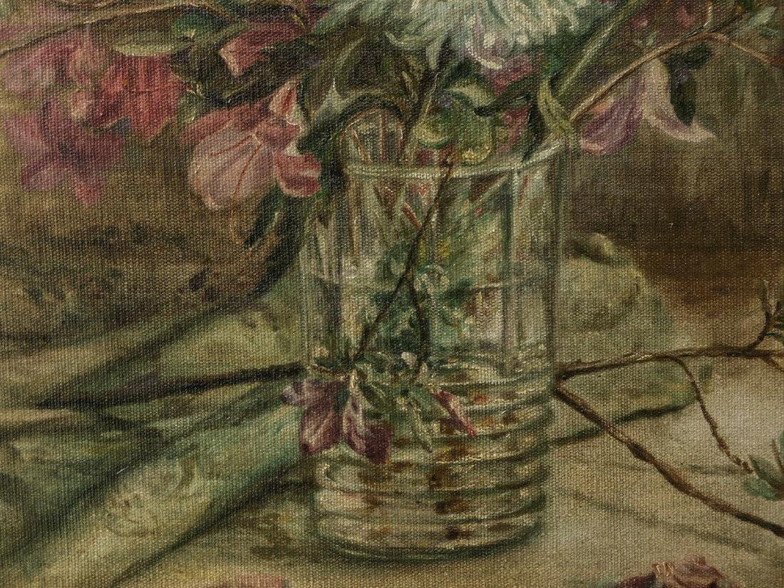 Marie Molinary ( Louisiana 1866 - 1948) | Oil / Canvas, - 9