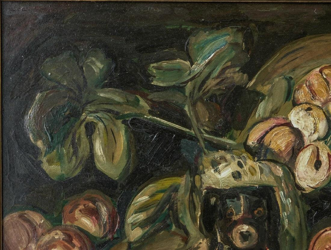 Sigmund Menkes ( New York / Poland 1896 - 1986) | Oil / - 3