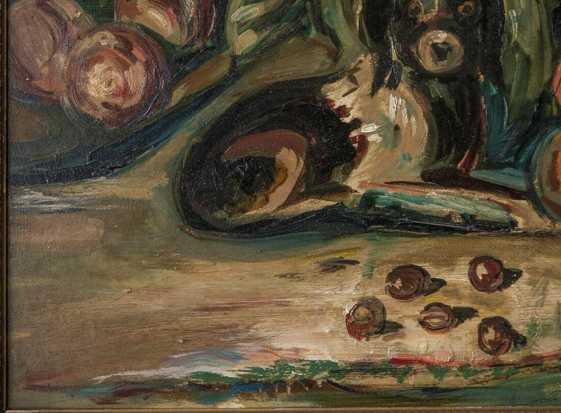Sigmund Menkes ( New York / Poland 1896 - 1986) | Oil / - 4
