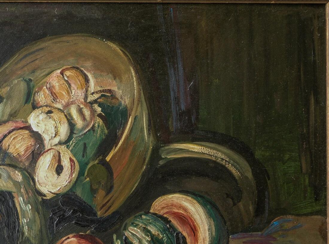 Sigmund Menkes ( New York / Poland 1896 - 1986) | Oil / - 5