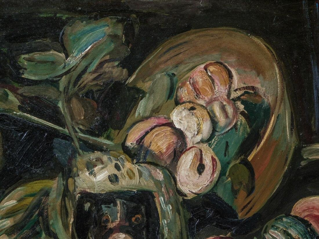 Sigmund Menkes ( New York / Poland 1896 - 1986) | Oil / - 7