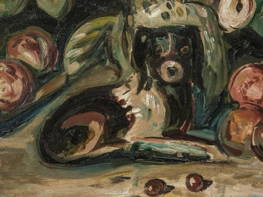 Sigmund Menkes ( New York / Poland 1896 - 1986) | Oil / - 8