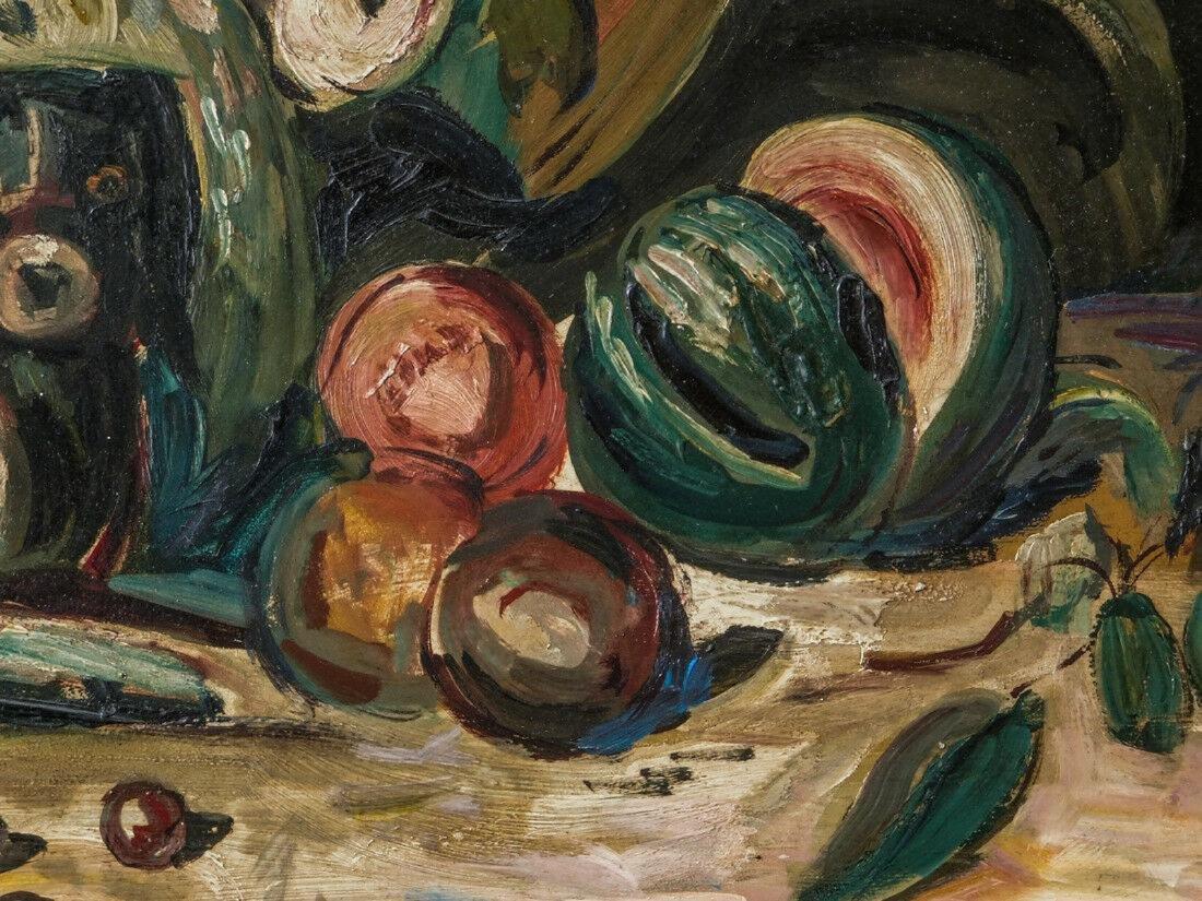 Sigmund Menkes ( New York / Poland 1896 - 1986) | Oil / - 9