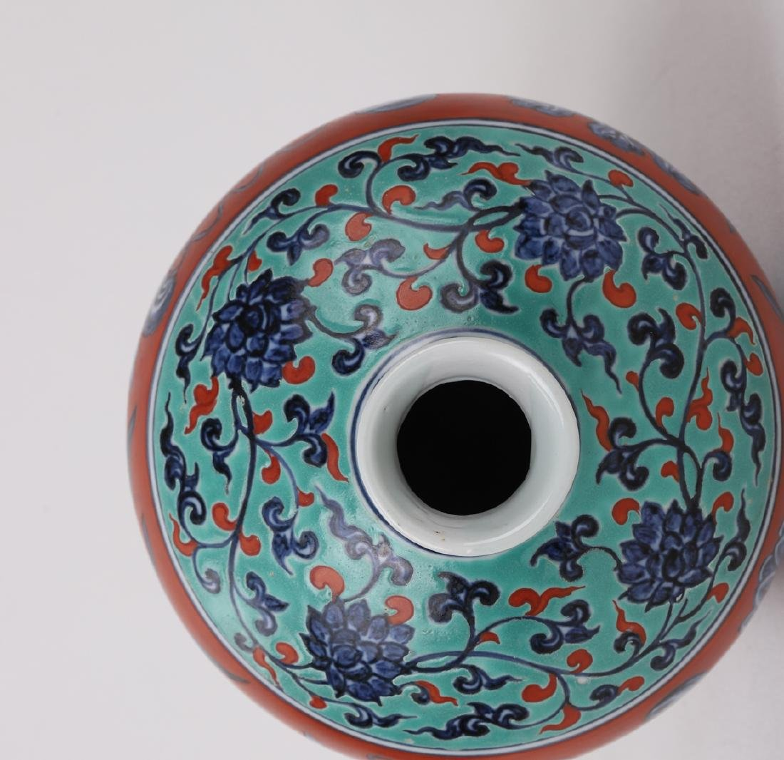 A  RARE CHINESE VASE - 9