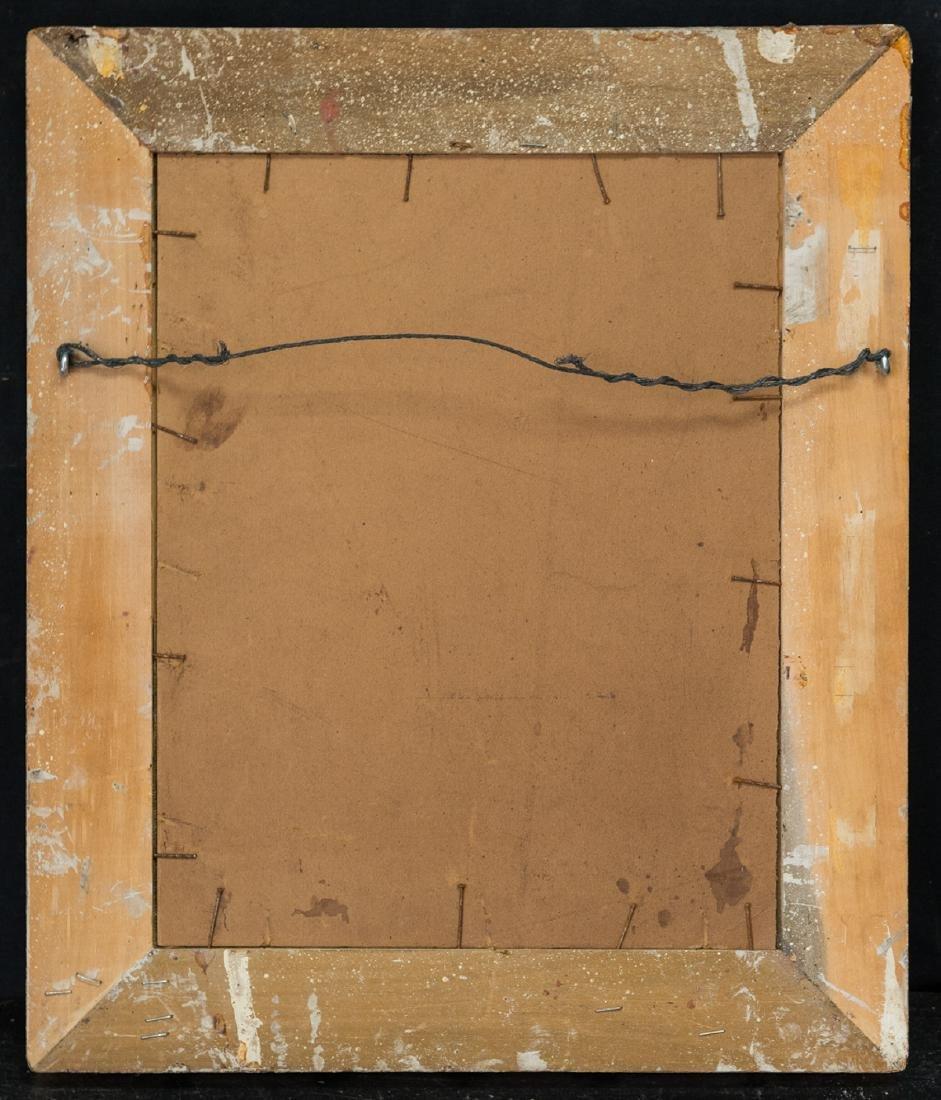 Ivan Olinsky (1878 - 1962) New York Listed Artist Oil - 10