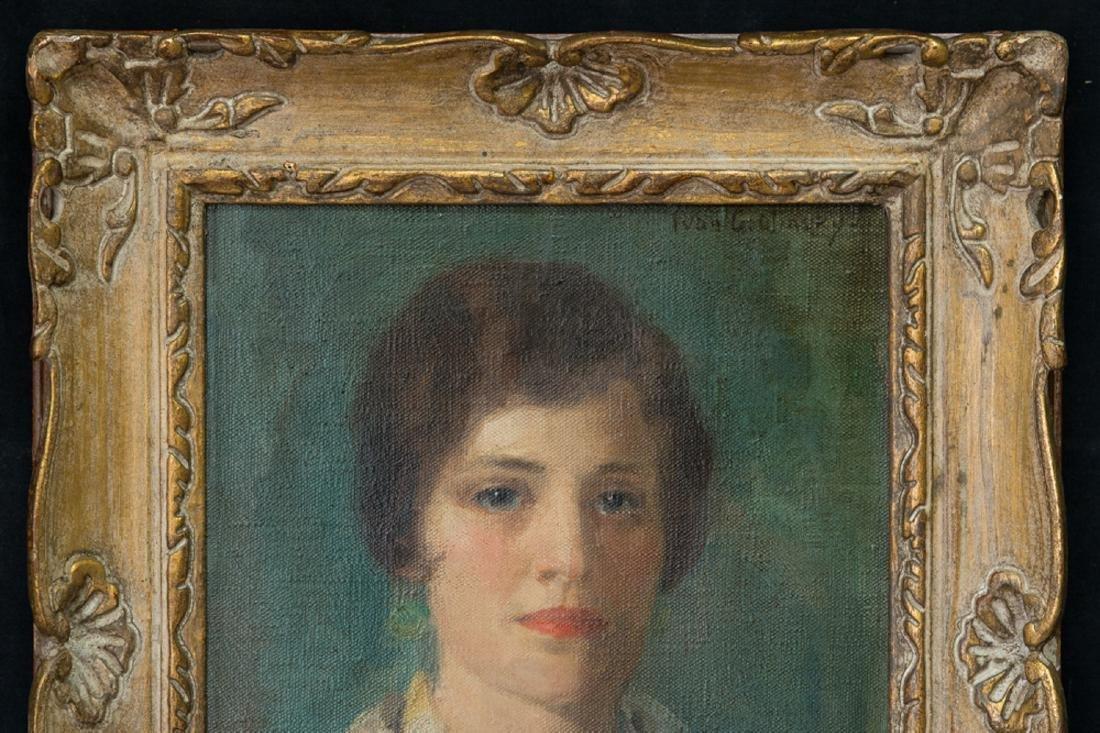 Ivan Olinsky (1878 - 1962) New York Listed Artist Oil - 3