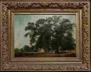 David Johnson(New York1827-1908)Oil Canvas,1887