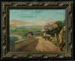 Henry Tanner(Pennsylvania,Kansas/France1859-1937)board