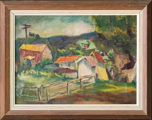 William Zorach(1887-1966)New York,California,Maine