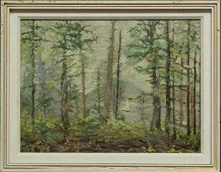 Reynolds Beal(1866-1951)Massachusetts,Rhode Island