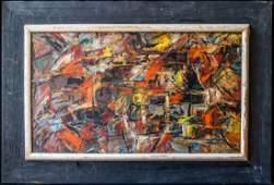 Hale Aspacio Woodruff(New York/France1900-1980)