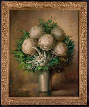 California/Texas Listed Artist John Orth  (1889 - 1976)