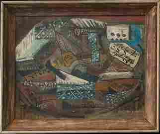 Vaclav Vytlacil(1892-1984)New York, California Listed