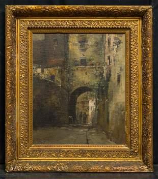 Mariano Fortuny (1838 - 1874) Spain, Italy Artist Oil