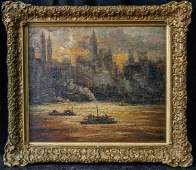 Colin Campbell Cooper (California, Pennsylvania 1856 -