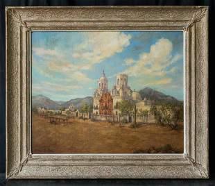 Theodore Van Soelen  (1890 - 1964) New Mexico Artist