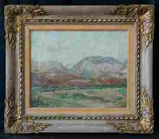 Joseph Henry Sharp  (1859 - 1953) California, Ohio