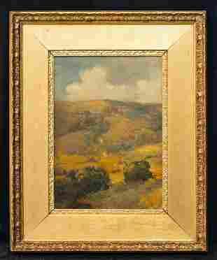 Maurice Braun (1877-1941) California/New York Artist