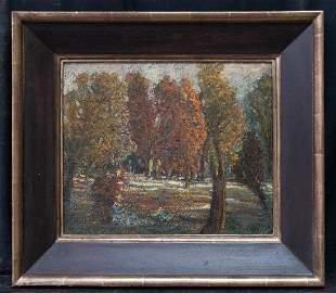 Edouard Vuillard  (1868-1940) France Listed Artist Oil