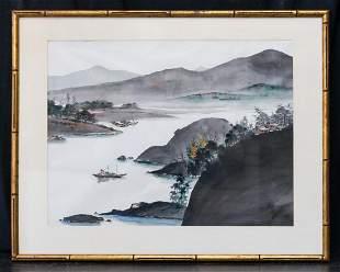 De-Jinn Shiy 席德进(1923-1981)