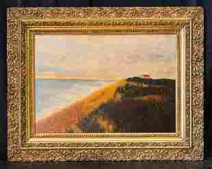 Albert Marquet  (1875 - 1947) US/France Artist Oil