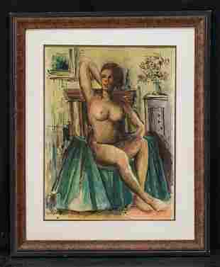 Charles Alston (1907-1977) New York/NC Artist