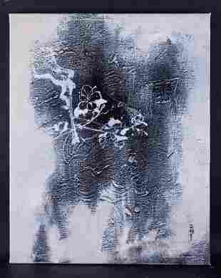 Fine Art Original Oil Painting By Artist Quan Sun